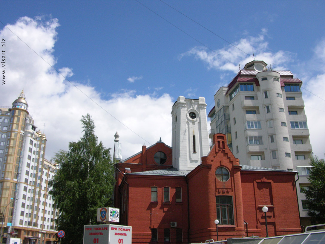Changing Novosibirsk