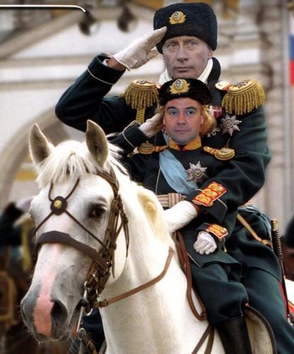 Увлечение Медведевым фотографией