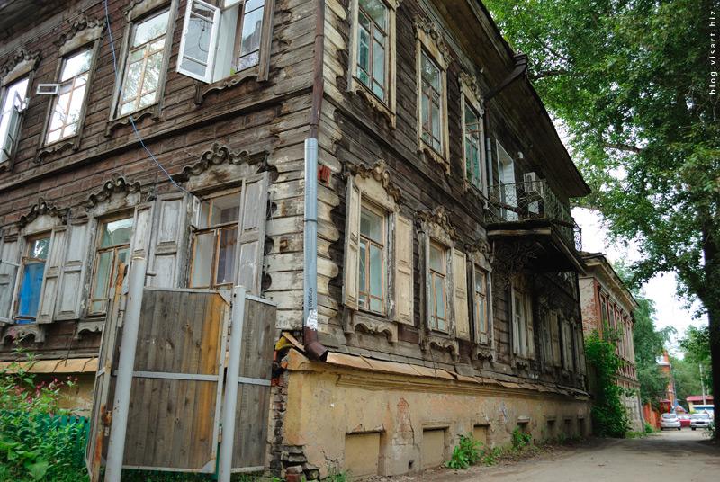 Томск август 2010