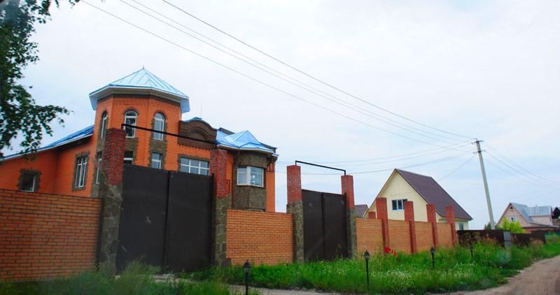 Сибирские деревни