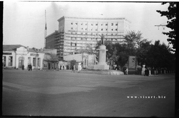 Новосибирск 1950-1983