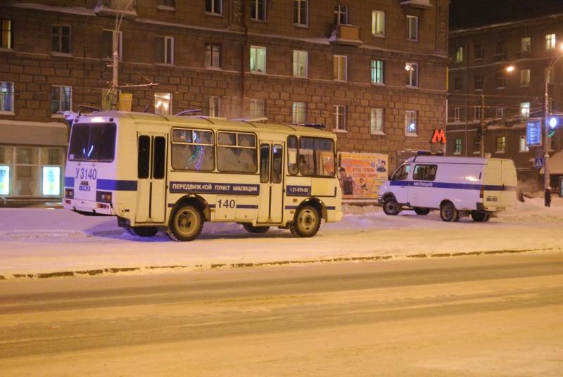 Беспредел в Новосибирске – слишком узкие улицы