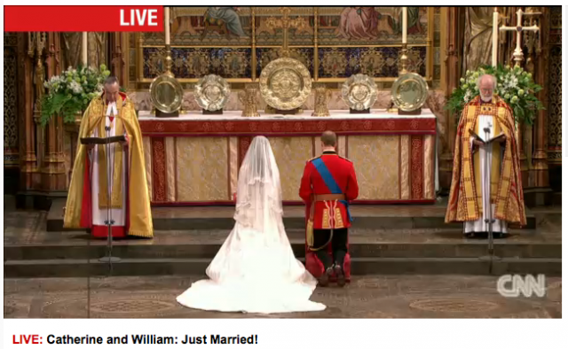 Национальная идея поженилась