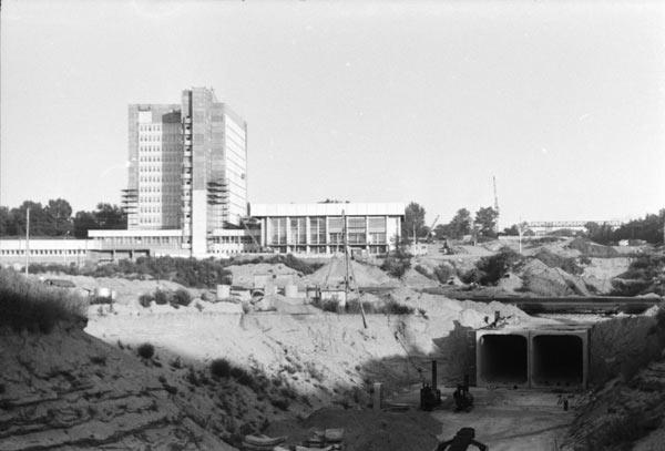Новосибирск 1980-1983