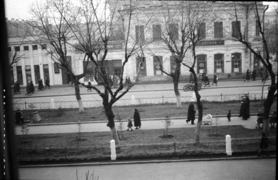 Новосибирск 1956-1965