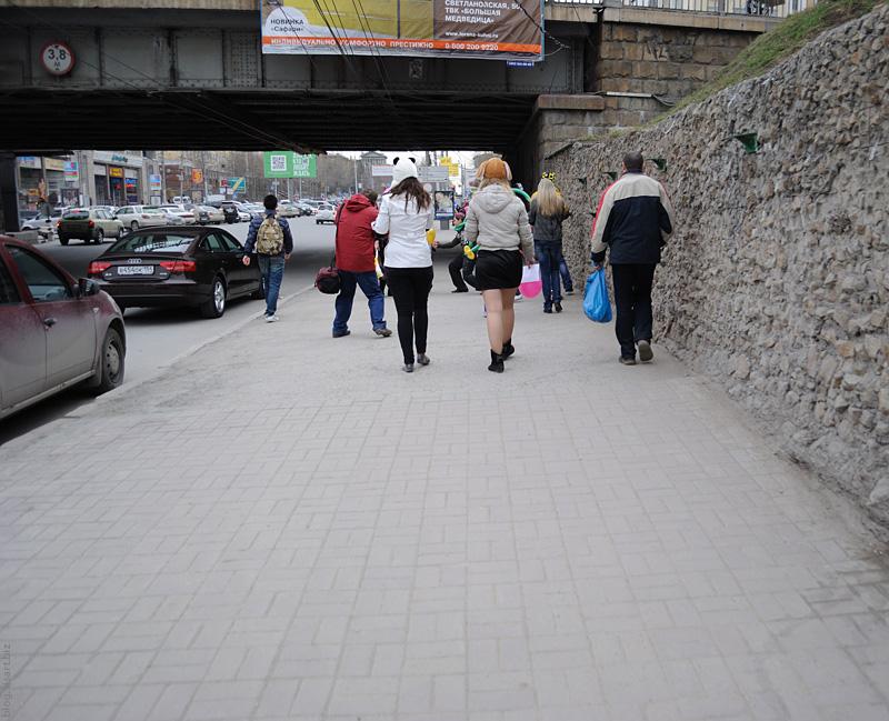 Два лидера соседствуют в Новосибирске