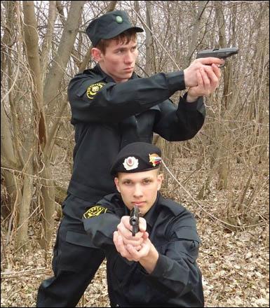 Беспредел в Кемерово – вооруженные подразделения ЕР.