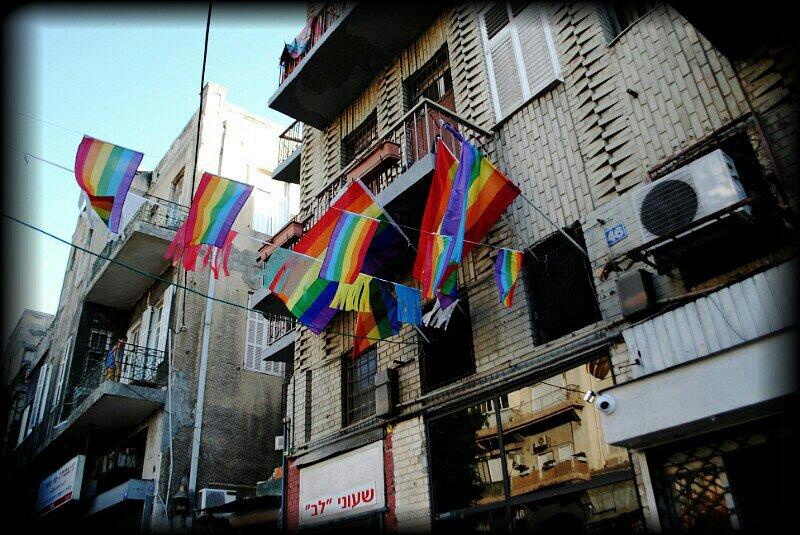 Тель-авив – город романтики