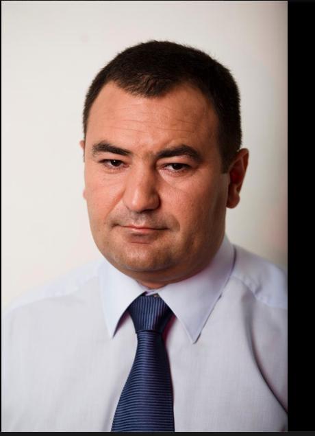 Cоветник губернатора Новосибирской области Арам Суварян.