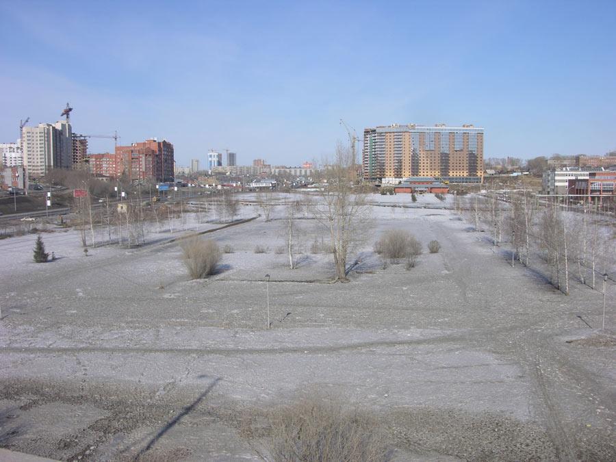 Парки Сибири