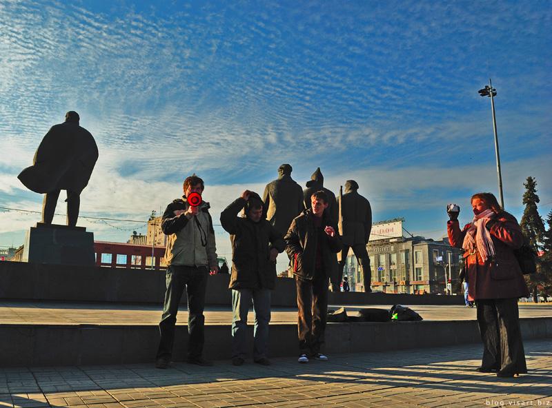 Митинг против милицейского беспредела и в защиту Дмитрия Бабина