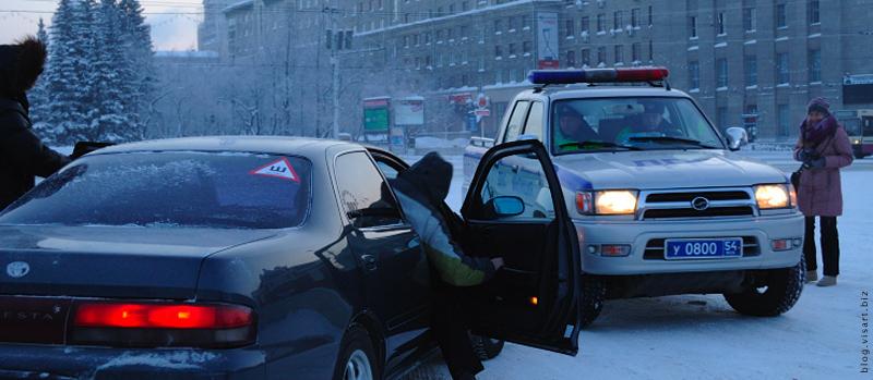 Автопробег с целью привлечь внимание властей к повышению цен на бензин и расходованию налогов