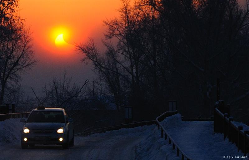 Конец света в Новосибирске