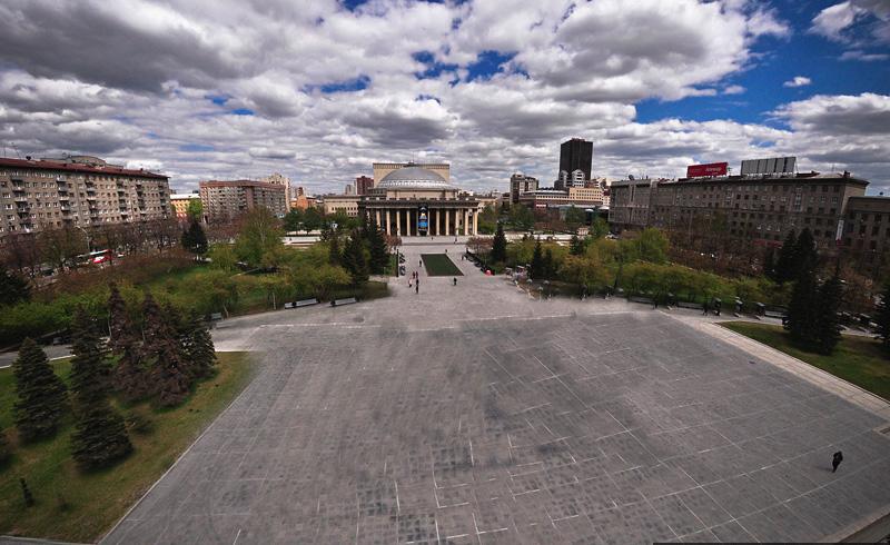 Новосибирск – улучшения