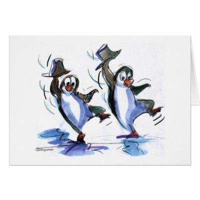 Пингвины крепитесь!